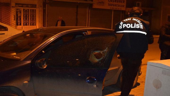 Malatya'da çıkan silahlı kavgada 1 kişi yaralandı