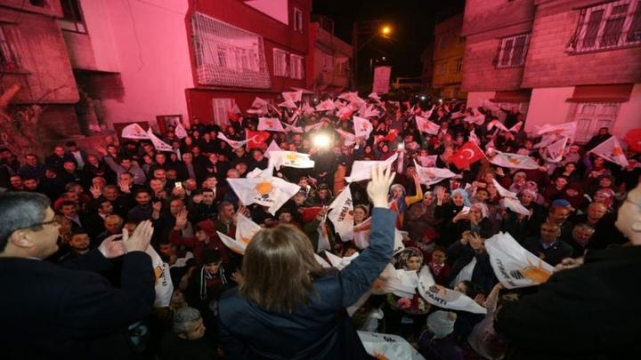 Gaziantep Büyükşehir Belediye Başkanı Fatma Şahin: Seversen sevilirsin