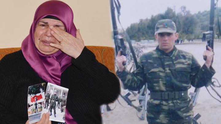 12 yıl önce askerde iken çarşı izninde kaybolan oğlunu bekliyor