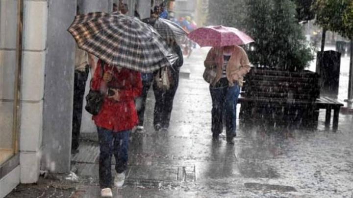 Meteoroloji Genel Müdürlüğü'nden 'kuvvetli yağış' uyarısı