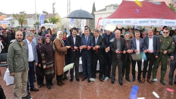Darıca'da 'Botanik Park' hizmete açıldı