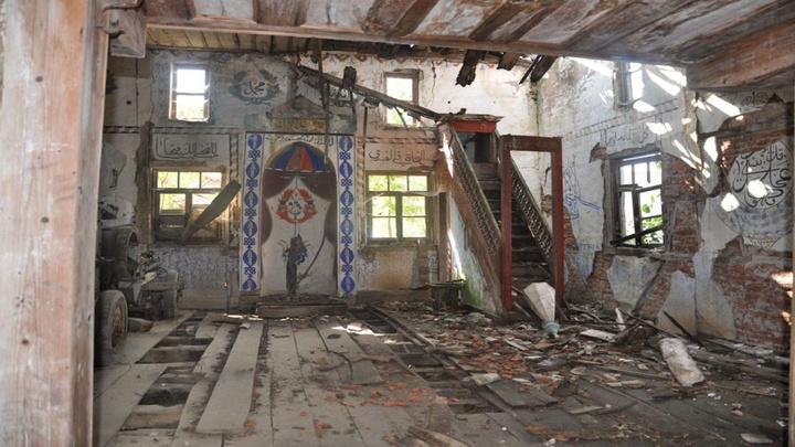 İzmit'te harabeye dönen 150 yıllık cami, restore edildi