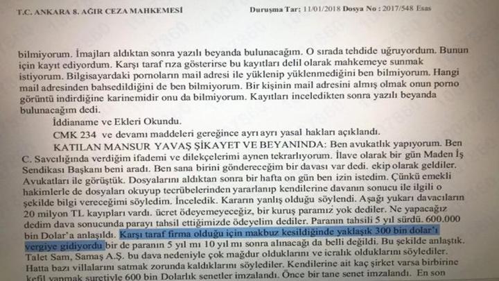 CHP Ankara Büyükşehir Belediye Başkan Adayı Mansur Yavaş'tan bir skandal daha: İmza sahte çıktı