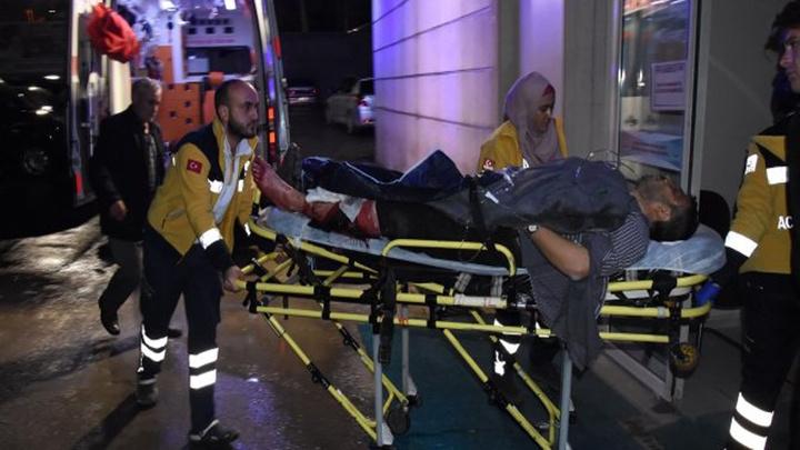 Kütahya'da akraba olan ki aile arasında baltalı, sopalı kavga: 3'ü kadın 11 yaralı