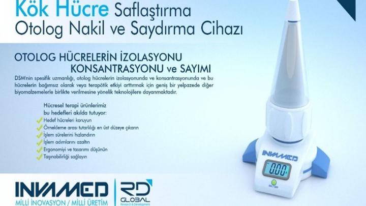14 Mart Tip Bayramı'nda Türk bilim insanlarından müjde: Yüzde yüz milli kök hücre cihazı