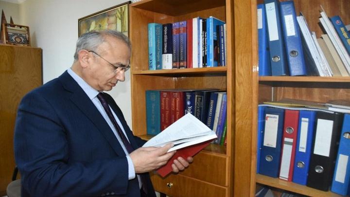 Prof.Dr. Ahmet Başoğlu, Pulmoner rehabilitasyon tedavisini anlattı