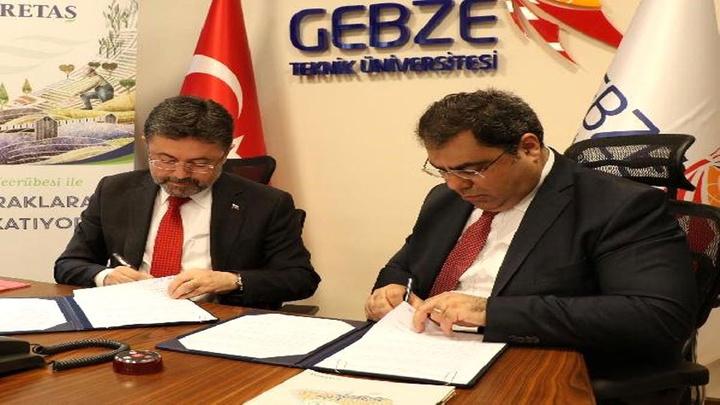 Gebze Üniversitesi ile Gübretaş'dan 'yerli ve milli gübre'