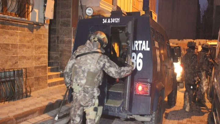 İstanbul'da uyuşturucu ticareti yapanlara operasyon düzenlendi