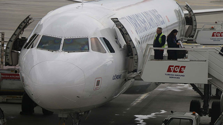 Türk Hava Yolları'nın motor arızası nedeniyle gerçekleşmeyen Paris- İstanbul seferi bugün yapıldı