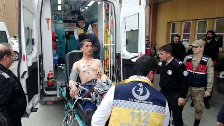 Erzincan'da köy muhtarı silahlı saldırıya uğradı