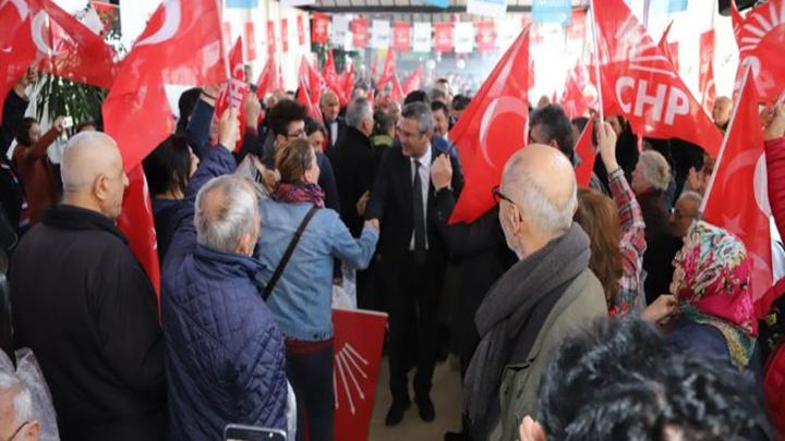 CHP Genel Başkan Yardımcısı Oğuz Kaan Salıcı: Beka sorunu yok, muz cumhuriyeti değiliz