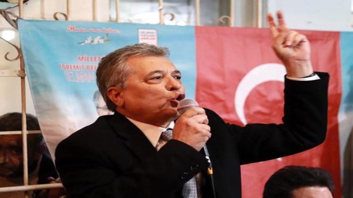 CHP'li Selman Hasan Arslan'dan bir skandal daha: Cami inşaatına tepki gösterdi
