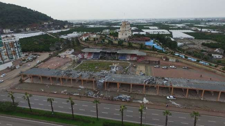 Antalya'da hortumdan zarar gören vatandaşların ödemesi perşembe günü yapılacak