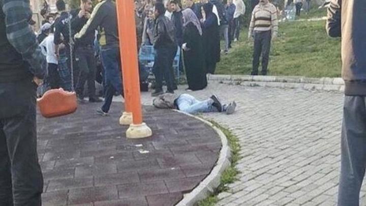 Bornova'da önce baldızını öldürdü ardından intihar etti