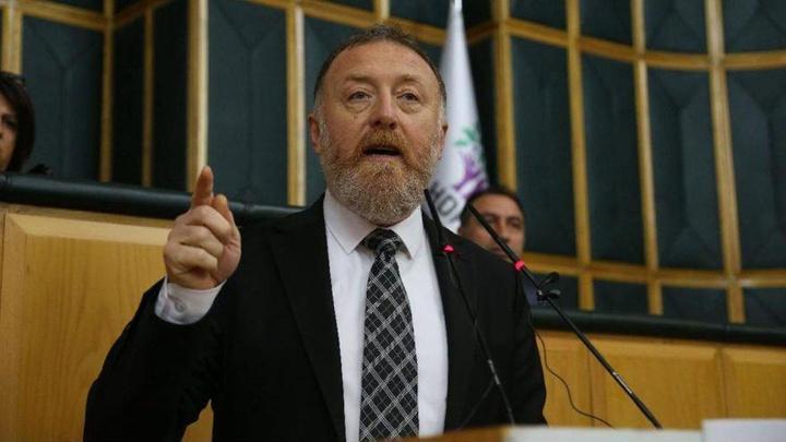 """HDP Eş Genel Başkanı Sezai Temelli hakkında """"terör örgütü propagandası yapmak"""" suçundan soruşturma başlatıldı"""