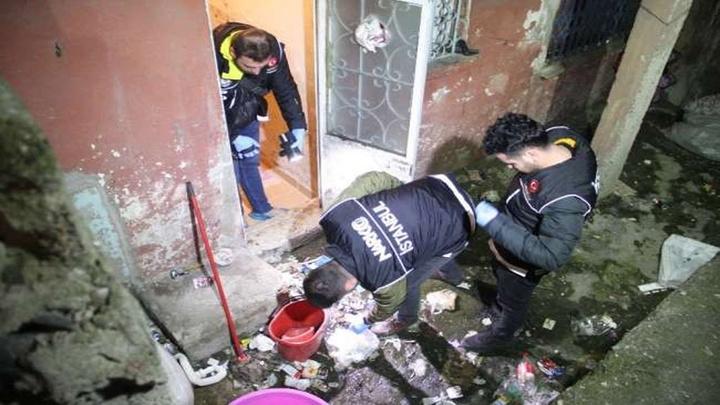 İstanbul'da şafak vakti, hava destekli narkotik operasyon düzenlendi