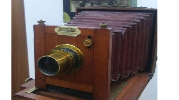 Malatya Fotoğraf Makinesi Müzesi'nde, 130 yıllık yerli fotoğraf makinesi sergileniyor