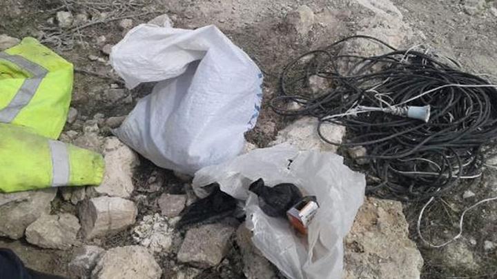 Konya'da sit alanında kaçak kazı yapan 5 şüpheliye suçüstü