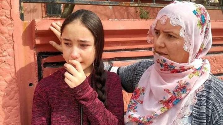 Kocaeli'de  11 yaşındaki kız, yumurta pişirmeye çalışırken yangın çıktı
