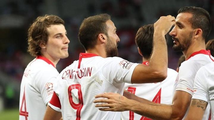 A Milliler Arnavutluk'tan 2-0'lık galibiyetle dönüyor