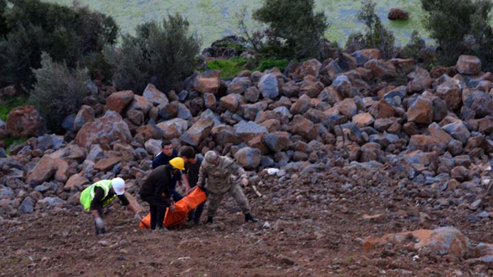 Gaziantep'te cuma gününden beri kayıp olan çobanın cesedi göl kenarında bulundu