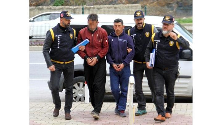 Alanya'da cinsel ilişkiye girdiği 68 yaşındaki kadını öldüren 36 yaşındaki sanık 18 yıl hapse mahkum edildi