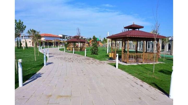 İzmir'in en büyük Millet Bahçesi 27 Mart'ta Torbalı'da açılıyor