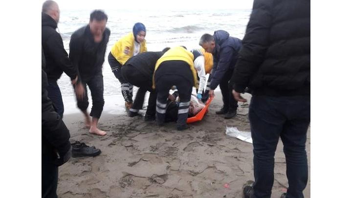 Samsun'da intihar eden ikizini kurtarmak isterken canından oldu