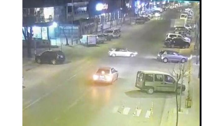 Tekirdağ'da drift atan alkollü sürücüye 6 bin TL ceza kesildi ehliyetine el konuldu