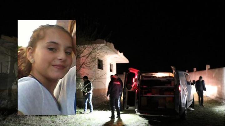 Kırklareli'nde kaybolan 11 yaşındaki Zeynep başına tuğla vurularak öldürülmüş halde bulundu