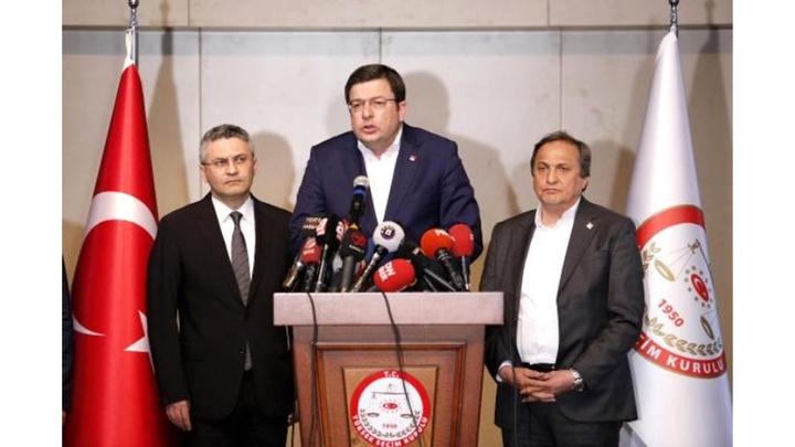 CHP'den veri akışının durduğu iddiası