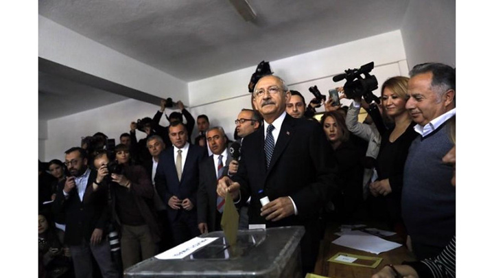 Kemal Kılıçdaroğlu'nun sandığından, Mansur Yavaş çıktı
