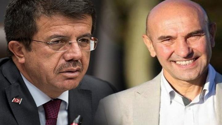 AK Partili Nihat Zeybekci'nin sandığından CHP'li  Tunç Soyer çıktı