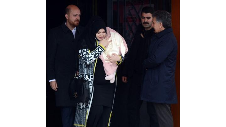 Bilal Erdoğan ve eşi Reyyan Erdoğan oyunu kullandı