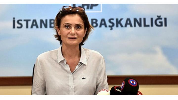 CHP İstanbul İl Başkanı Canan Kaftancıoğlu, tartışmalı seçim tutanakları hakkında açıklama yaptı