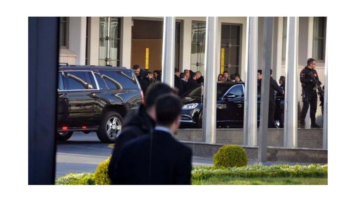 Cumhurbaşkanı Recep Tayyip Erdoğan Ankara'dan İstanbul'a geldi