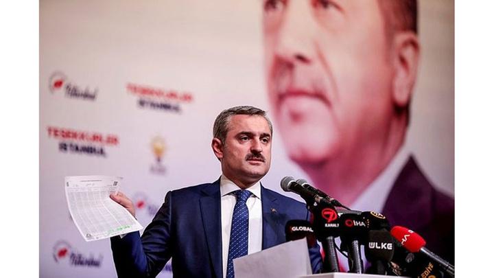 AK Parti İl Başkanı Bayram Şenocak: İstanbul'da sonuç AK Parti ve Sayın Binali Yıldırım'dır