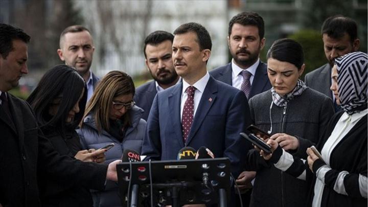 AK Parti Genel Sekreteri Fatih Şahin: Ankara'da sonucun değişeceğini düşünüyoruz