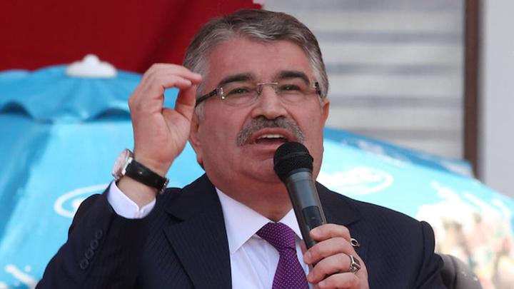 Eski İçişleri Bakanı İdris Naim Şahin Ordu'da hezimete uğradı