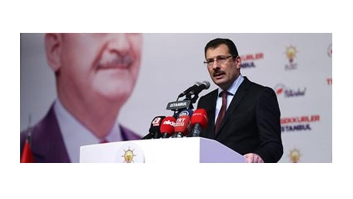 AK Parti Genel Başkan Yardımcısı Ali İhsan Yavuz: Fark 20 bin 509'a indi
