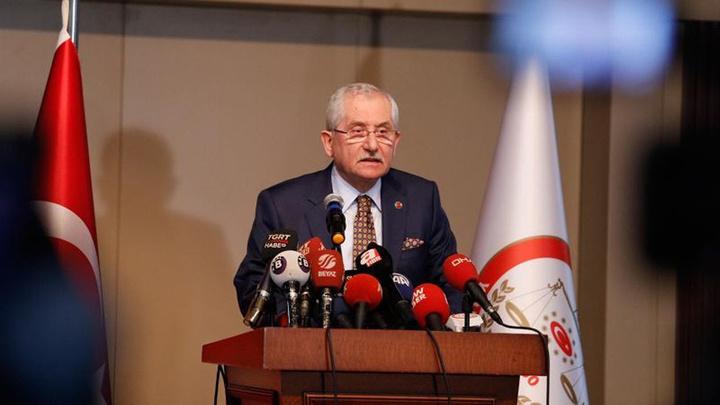 YSK Başkanı Sadi Güven'den açıklama: İtiraz olmayan yerlerde mazbatalar verilecek