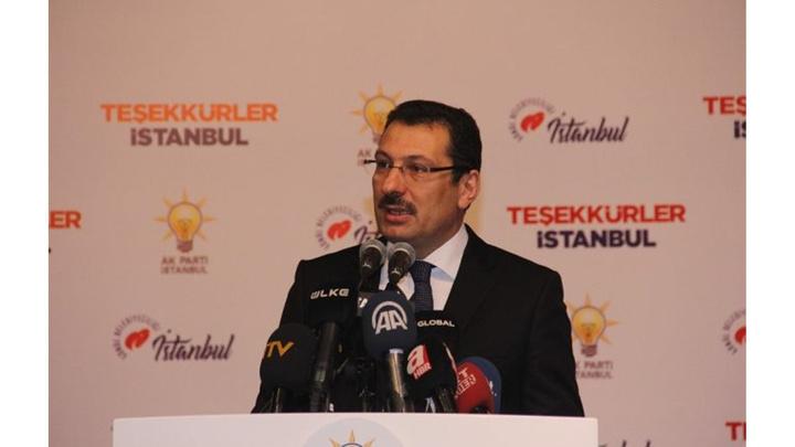 AK Parti Genel Başkan Yardımcısı Ali İhsan Yavuz:  Ekrem İmamoğlu'nun ne lehine ne de aleyhine 1 oy fazla yazılmasın