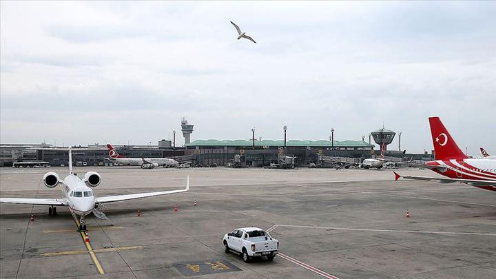 Atatürk Havalimanı'nda taşınma hazırlıkları devam ediyor