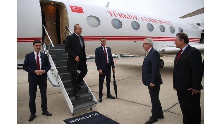Dışişleri Bakanı Mevlüt Çavuşoğlu, Washington'da