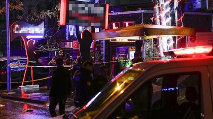 Başkent'te gece kulübüne silahlı saldırı
