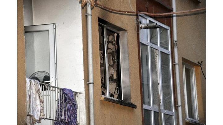 Ankara'da 4 katlı apartmanda yangın çıktı:  2'si çocuk 5 kişi kişi hastanelik oldu