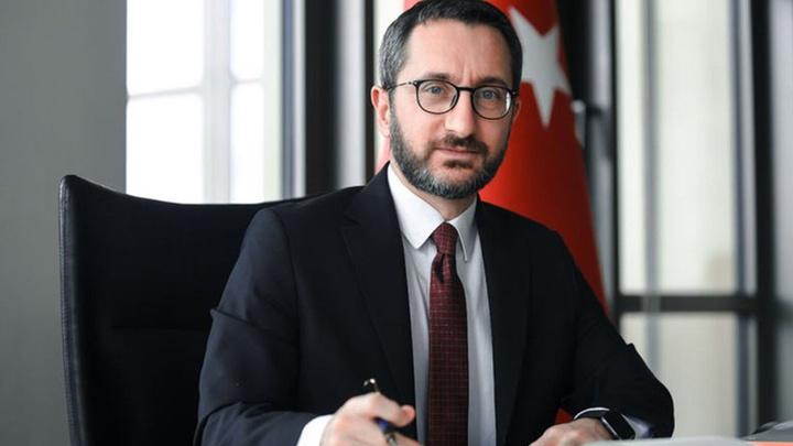 Cumhurbaşkanlığı İletişim Başkanı Fahrettin Altun'dan şehit cenazesinde CHP Genel Başkanı Kemal Kılıçdaroğlu'na yönelik saldırı hakkında açıklama