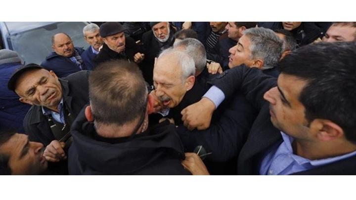 CHP, Kemal Kılıçdaroğlu'na saldırıyla ilgili araştırma komisyonu kurulması için hazırladığı önergeyi TBMM'ye sundu