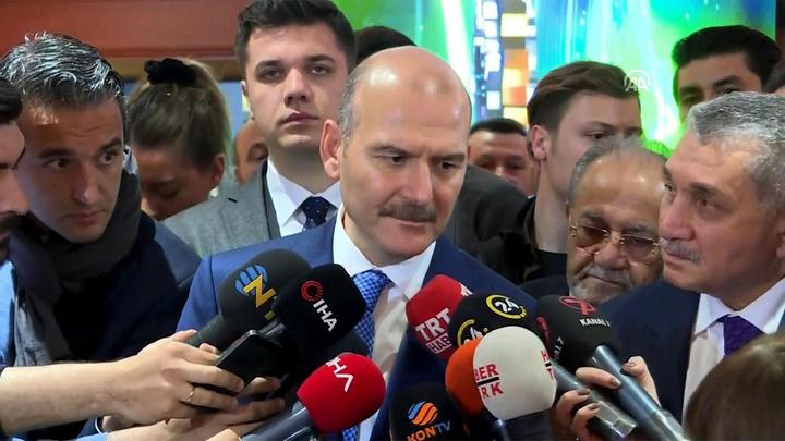 İçişleri Bakanı Süleyman Soylu'dan Küçükçekmece'deki cinsel istismar olayının faili hakkında açıklama