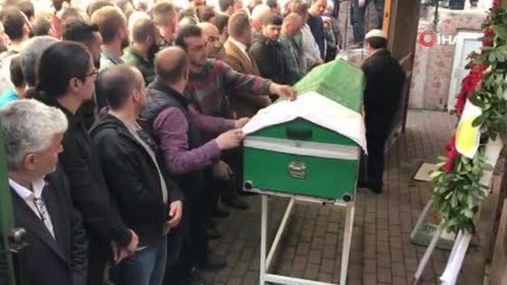 Bursa'da fabrikada meydana gelen patlamada hayatını kaybeden iş yeri sahibi son yolculuğuna uğurlandı